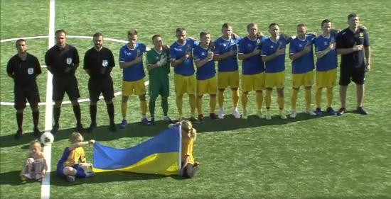 Збірна України зупинилася за крок від виходу до півфіналу Чемпіонату світу з мініфутболу