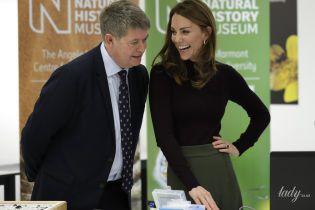 Веселая, смешная, улыбчивая: герцогиня Кембриджская не боится проявлять эмоции
