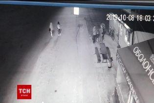 ТСН получила видео аварии на Киевщине, где погибли сестры