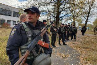 """Ситуация под контролем. В МВД прокомментировали беспорядки в Золотом между """"Нацкорпусом"""" и ветеранами"""