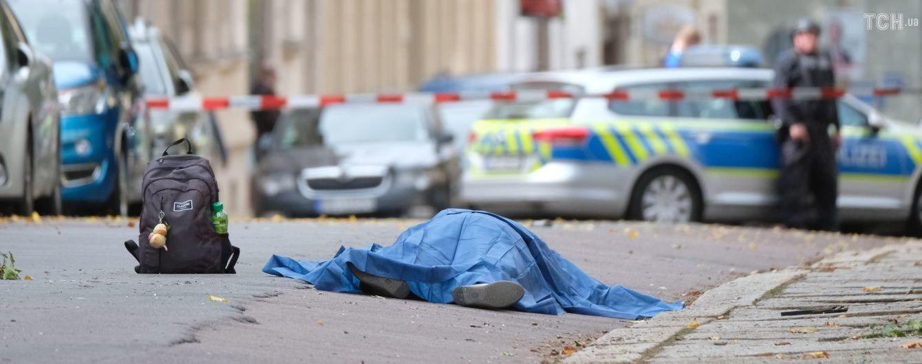 Стрельба у синагоги в Германии: свидетели сообщают о еще двух вооруженных нападениях