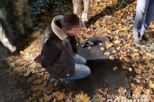 Ограбление на миллион: в Харькове поймали одного из воров, который оказался гражданином Грузии