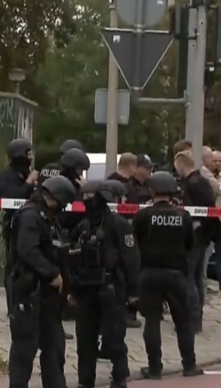 Нападающего на синагогу в Германии задержали: полиция подозревает, что преступников могло быть больше