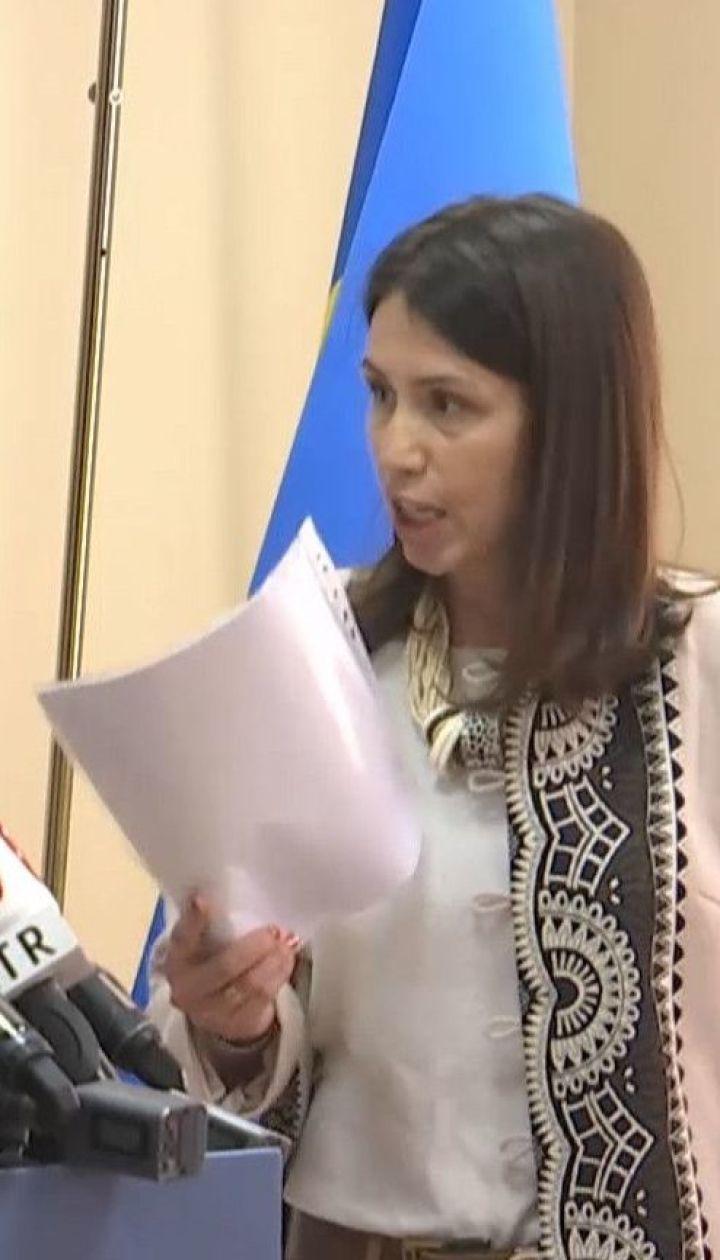 Ексдепутатка Чорновол запитала у Труби, чому ДБР не відкриває проваджень проти Портнова