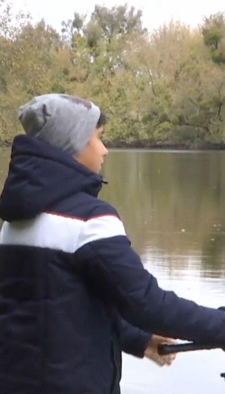 Двое подростков в Винницкой области выловили из реки человеческую ногу
