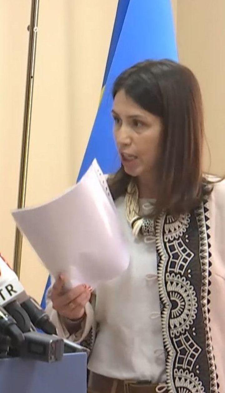 Экс-депутат Чорновол спросила у Трубы, почему ГБР не открывает производств против Портнова