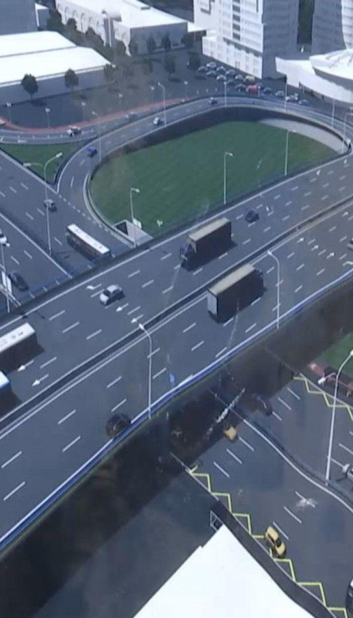 Міст вартістю понад мільярд гривень: Кличко збільшив кошторис Шулявського шляхопроводу