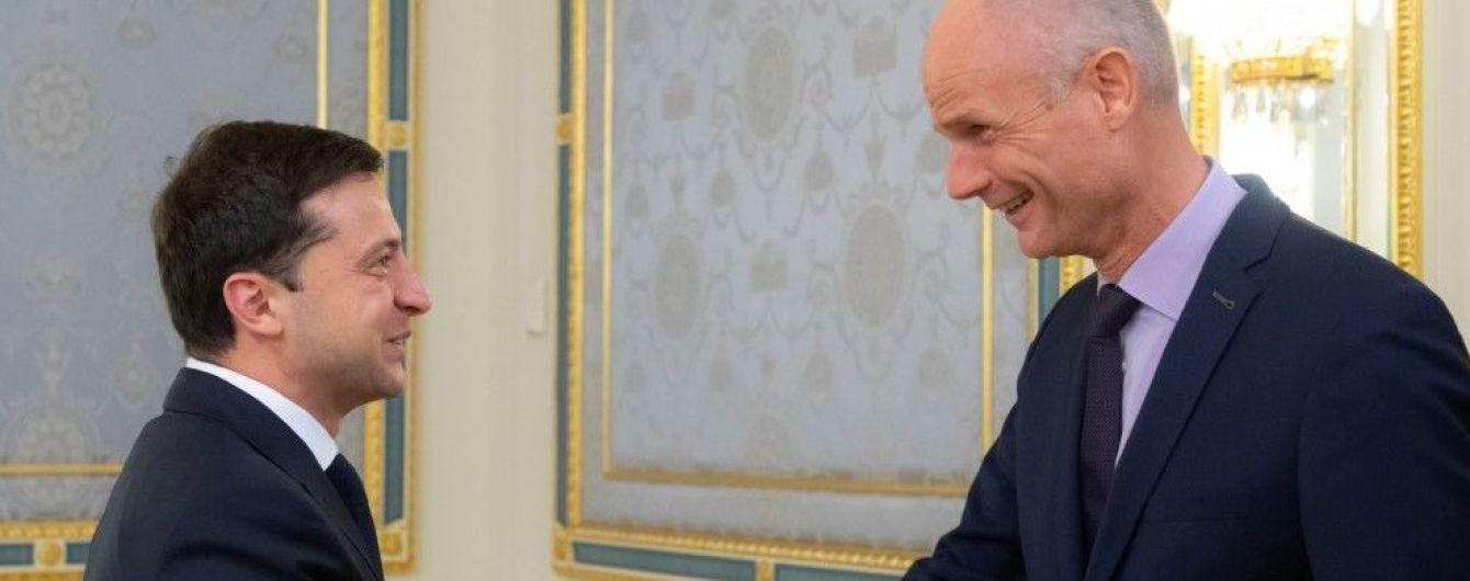 Після відновлення розслідування проти України в справі МН17 Зеленський зустрівся з главою МЗС Нідерландів