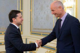 После возобновления расследования против Украины в деле МН17 Зеленский встретился с главой МИД Нидерландов