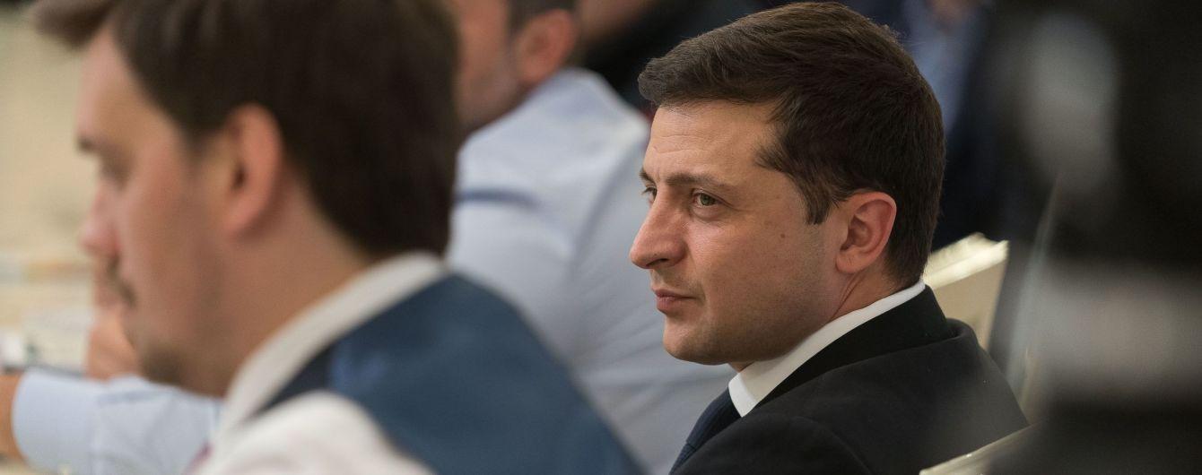 Аграрії на Банковій обговорили ринок землі із Зеленським, Гончаруком і Богданом