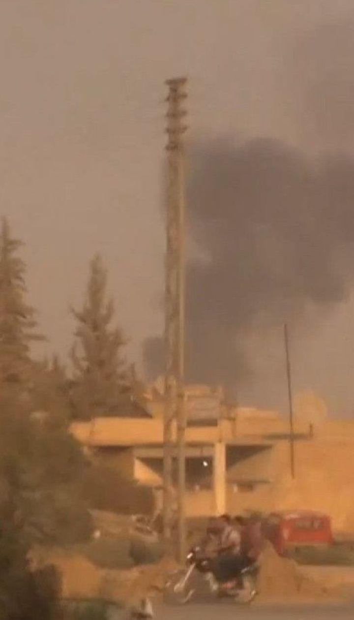 Туреччина почала бомбардувати позиції на півночі Сирії: у Нью-Йорку скликають Радбез ООН