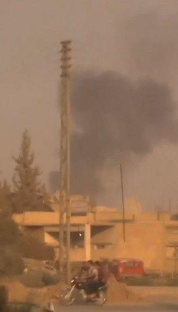 Турция начала бомбить позиции на севере Сирии: в Нью-Йорке сзывают Совбез ООН