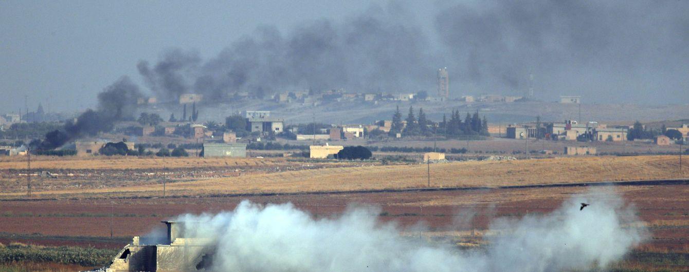 Сирийские курды заявили об отражении наземной атаки Турции и показали, как воюют с армией Эрдогана