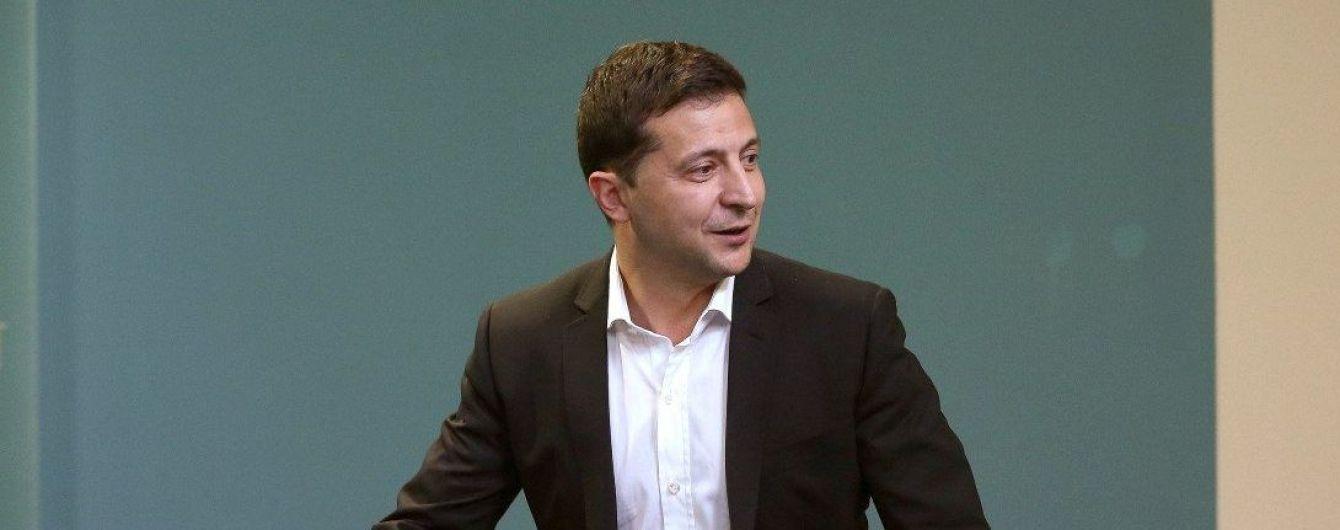 """Зеленський і Богдан завітали на засідання фракції """"Слуги народу"""" у ВР"""