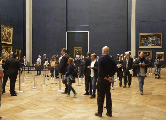 """У Луврі портрет """"Джоконди"""" повернули на місце"""