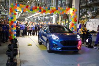 Гибриды Ford Puma за $25 тысяч начали производить в Румынии