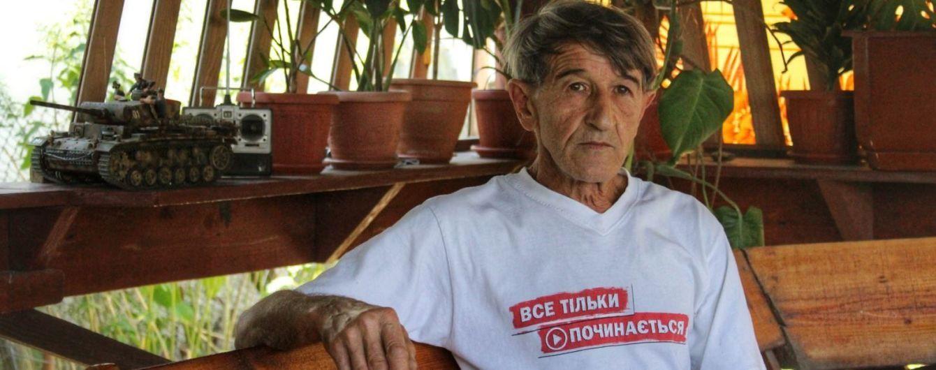 В анексованому Криму проти проукраїнського активіста Приходька порушили ще одну кримінальну справу