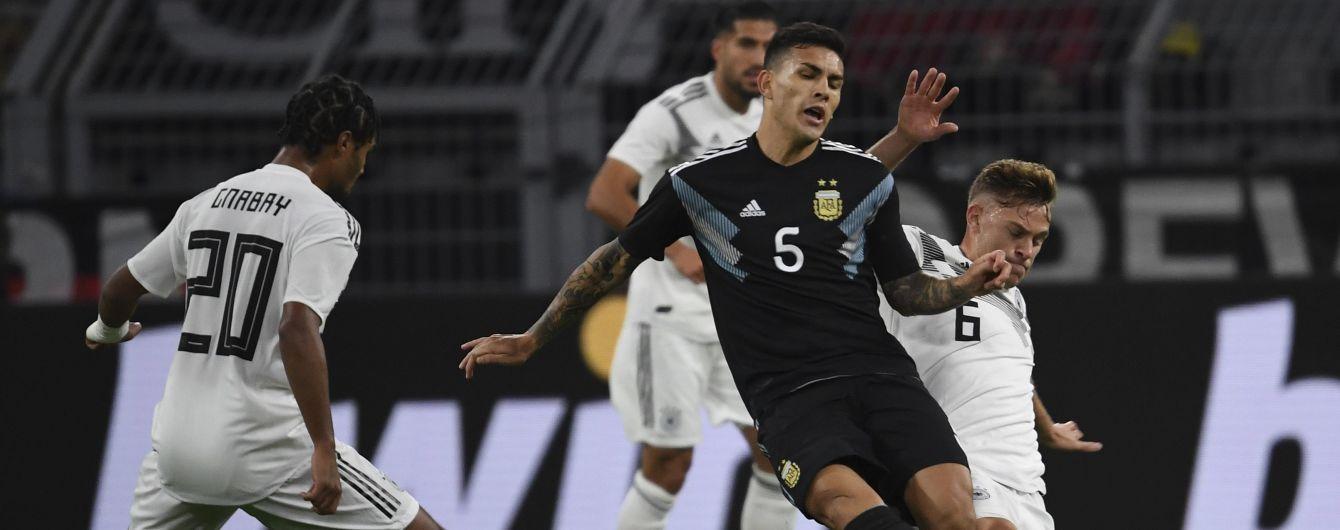 Збірна Аргентини створила приголомшливий камбек проти Німеччини