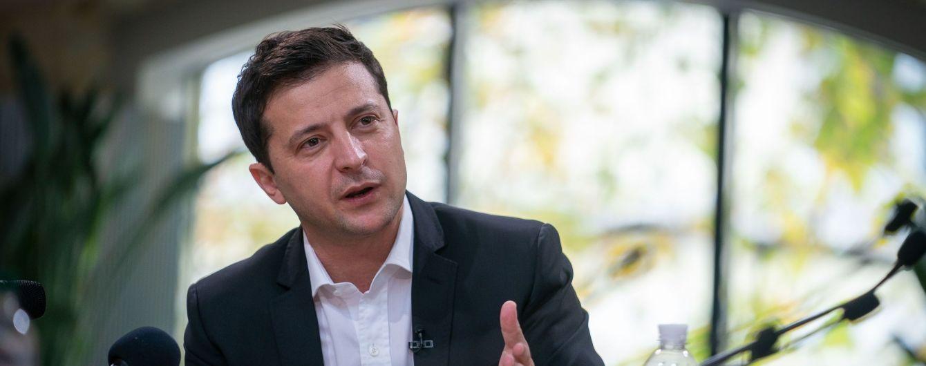 Я не боюсь Майдана: Зеленский рассказал, как реагирует на протестные акции