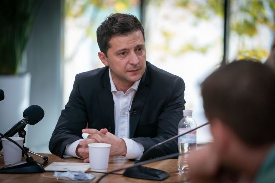 Зеленський прагне почати обговорювати питання повернення Криму в норманському форматі