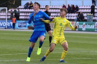 Украина U-19 - Греция U-19 - 0:0. Онлайн-трансляция товарищеского матча