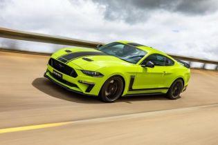 Ford выпустит эксклюзивный Mustang рекордной мощности
