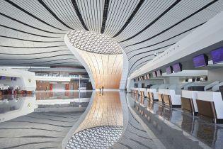 У новому китайському аеропорту Дасін відкрили готель