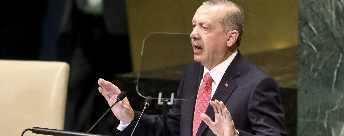 Туреччина контролює понад 100 населених пунктів у Сирії – Ердоган