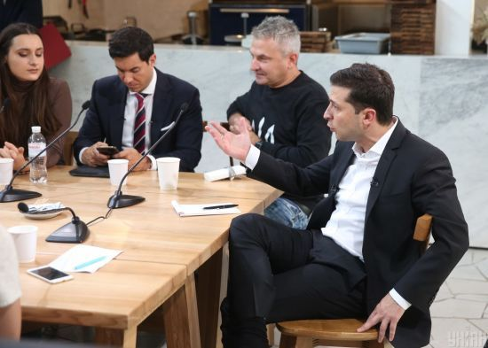 Зеленський привітав співробітниківрадіо та телебачення та розповів про важливість їхньої роботи