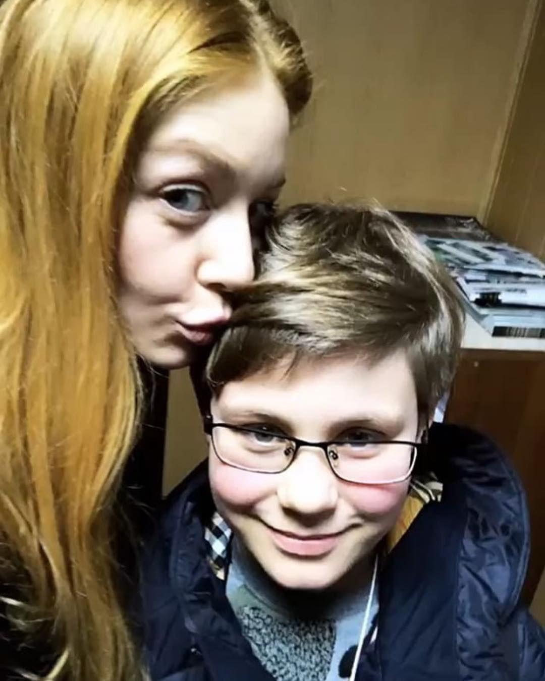 Тіна Кароль з сином