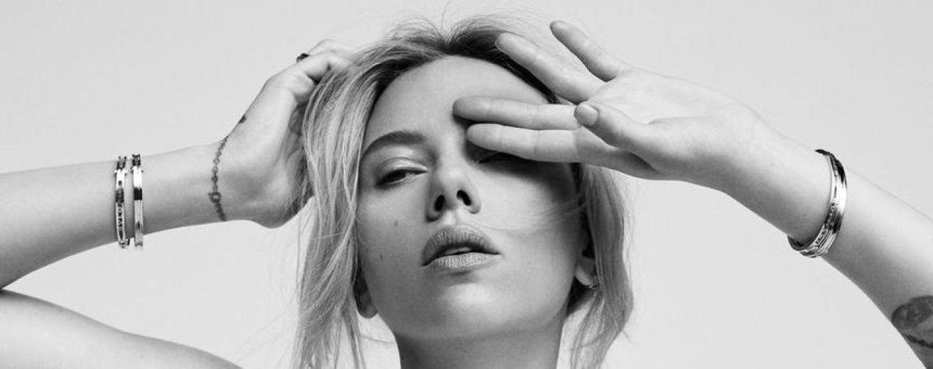 Чувственные красотки: Натали Портман и Скарлетт Йоханссон вместе позировали на камеру