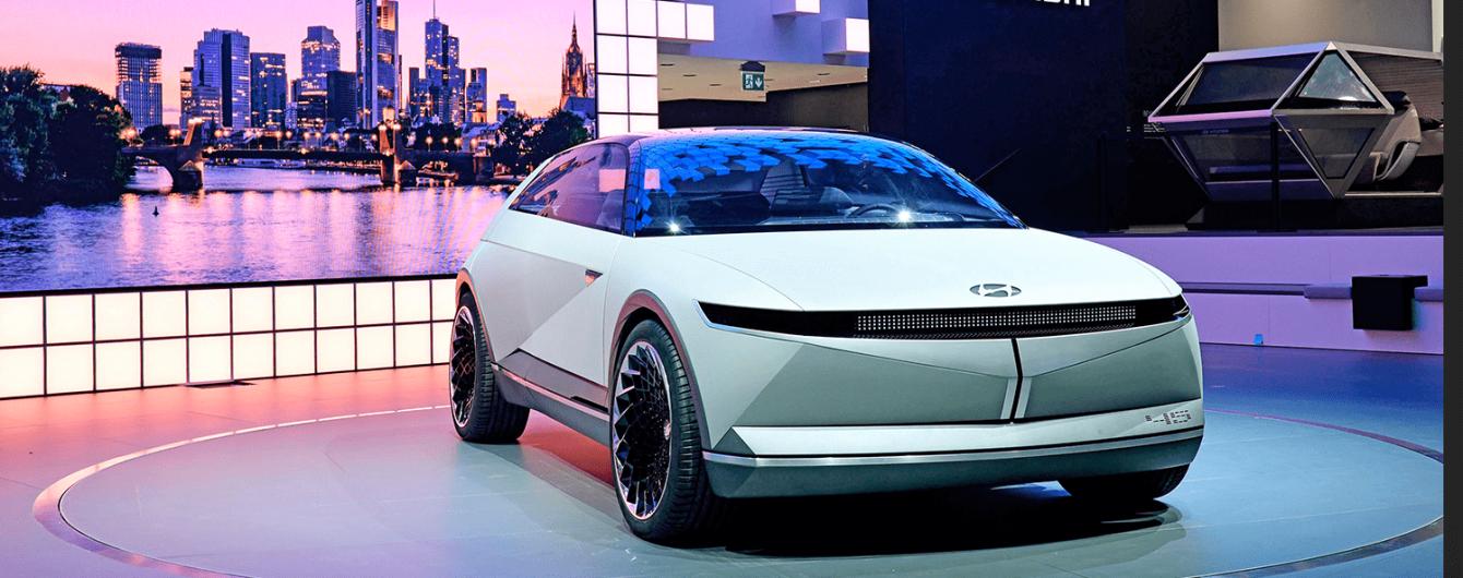 У Hyundai розповіли про виробництво флагманського електрокара