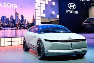 В Hyundai рассказали о производстве флагманского электрокара