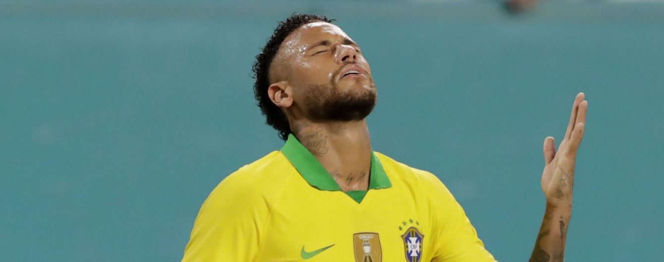 Неймару покорилось рекордное достижение в сборной Бразилии