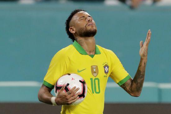 Неймару підкорилося рекордне досягнення у збірній Бразилії