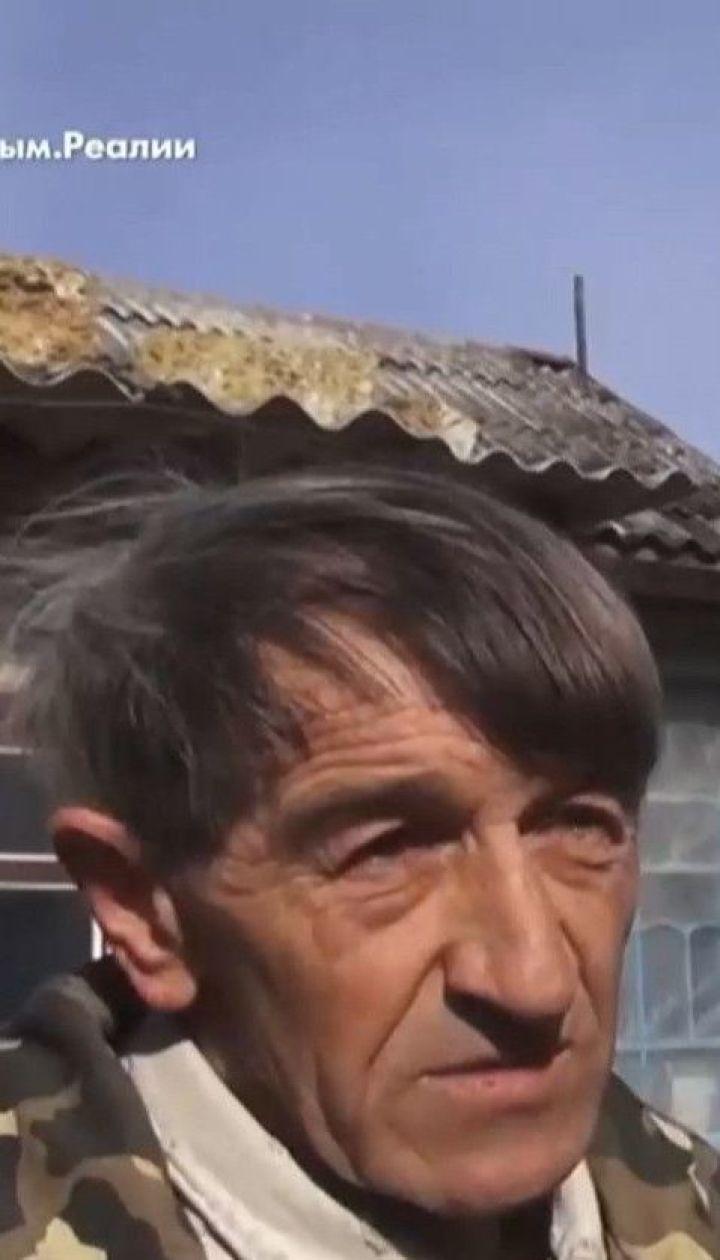 Російські окупанти в Криму підозрюють проукраїнського активіста у тероризмі