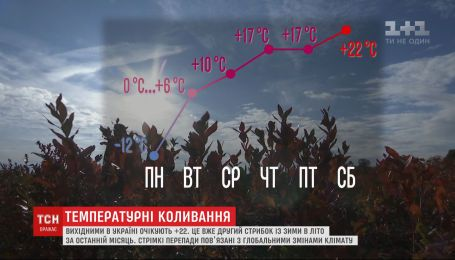 Бабье лето в Украине: с чем связаны стремительные перепады температуры