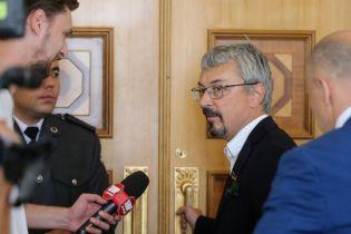 """""""Окно"""" для принятия решений по Киеву имеет имя и сидит в Верховной Раде – Ткаченко"""