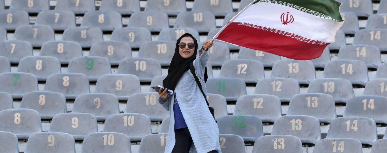В ФИФА выразили поддержку иранкам, которые боролись за право ходить на футбол