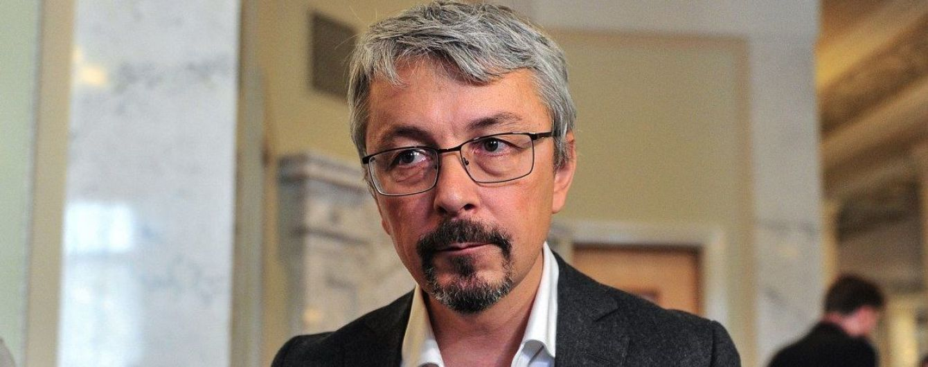 Взглянуть на власть изнутри. Нардеп Ткаченко завел видеоблог и рассказал о кардинальных изменениях в Киеве