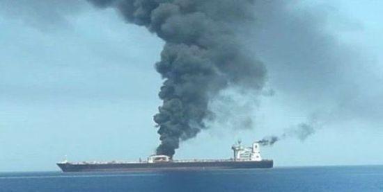 Іранський танкер в Червоному морі вибухнув через ракетні удари – ЗМІ