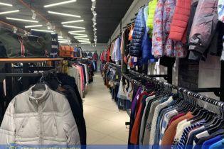 На Полтавщине разоблачили контрабанду брендовой одежды на 100 млн грн – его продавали по всей Украине