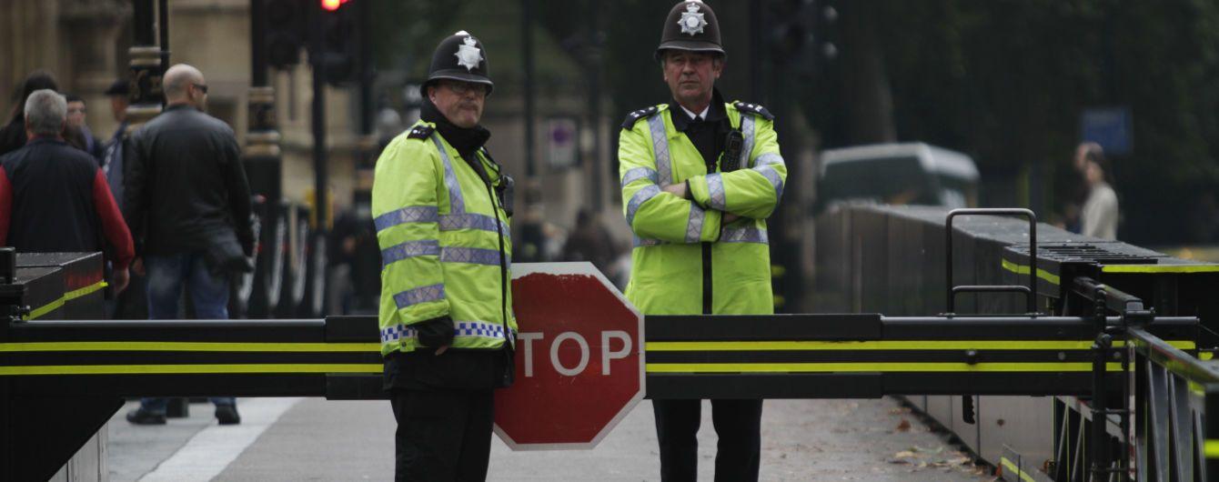 В Лондоне на мосту произошла стрельба