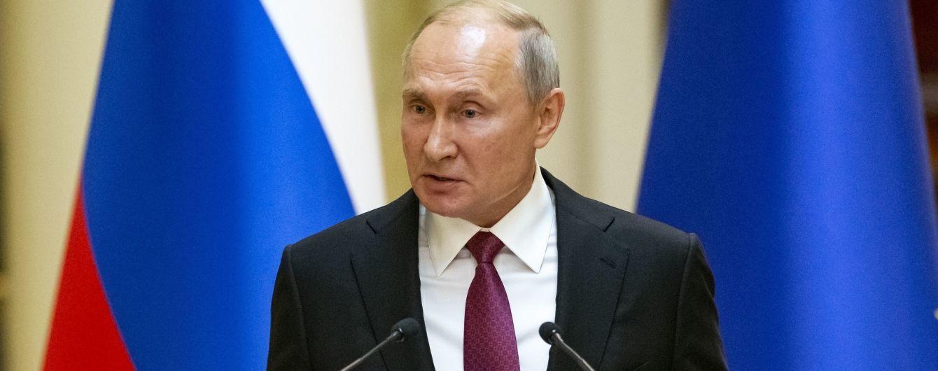Уравняли нацистов Гитлера и СССР Сталина: Путин возмутился резолюцией Европарламента трехмесячной давности