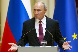 """Путин переложил вину за срыв разведения войск на Донбассе на """"украинских националистов"""""""