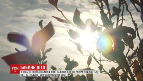 +22 на вихідних і ймовірні дощі: в Україні прогнозують підвищення температури