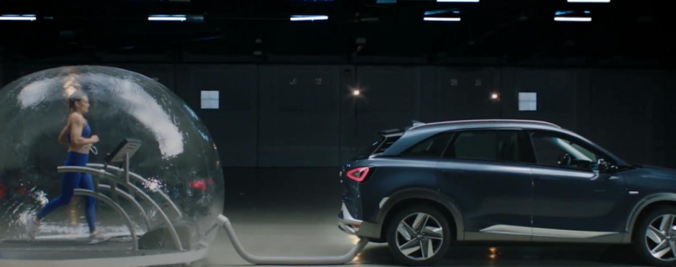 """Hyundai """"труїла"""" олімпійську чемпіонку вихлопами водневого авто"""