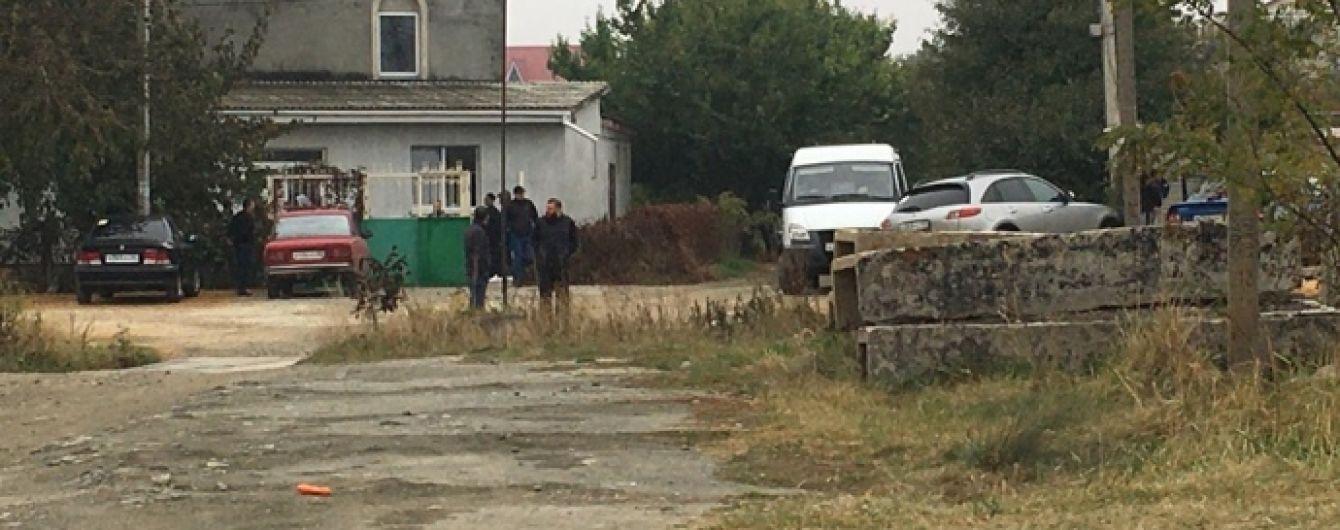 Российские силовики ворвались в мечеть в оккупированном Крыму