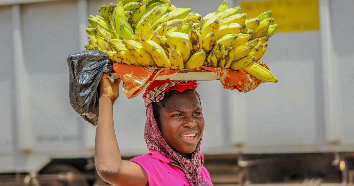 Як обрати правильний банан: головне про тропічний плід в одній інфографіці