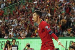 Португалия лишила Люксембург шансов на Евро-2020, Роналду забил 94-й гол за команду